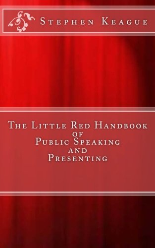9781470039004: The Little Red Handbook of Public Speaking and Presenting