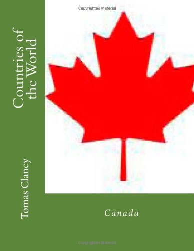 9781470045203: Countries of the World: Canada