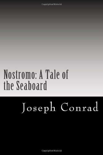 9781470049102: Nostromo: A Tale of the Seaboard