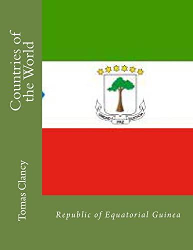 9781470051556: Countries of the World: Republic of Equatorial Guinea