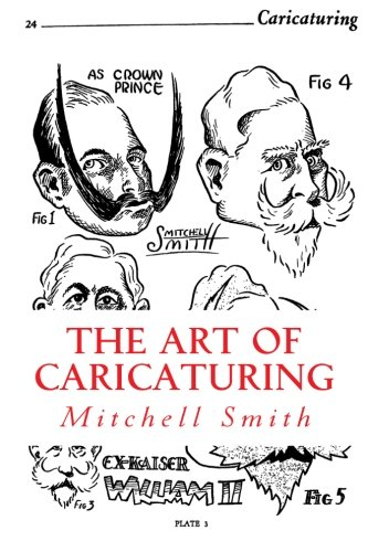 9781470063382: The Art of Caricaturing