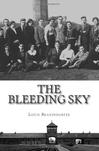 9781470065393: The Bleeding Sky: My mother's journey through the fire.