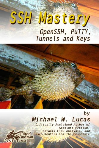 9781470069711: SSH Mastery: OpenSSH, PuTTY, Tunnels and Keys