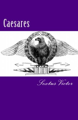 Caesares (Latin Edition): Victor, Sextus Aurelius