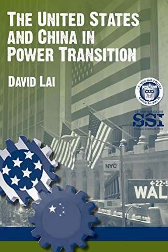 9781470071738: The United States and China in Power Transition