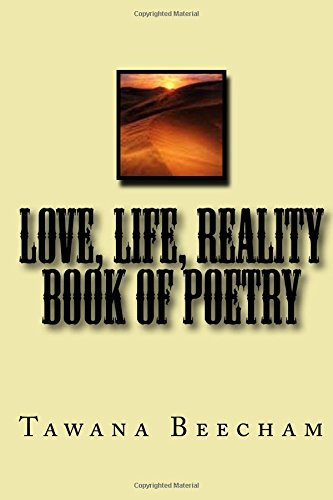 9781470077600: Love, Life, Reality book of Poetry