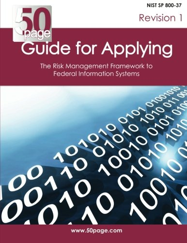9781470096915: NIST SP 800-37 Revision 1 Guide for Applying the Risk Management Framework to Federal Information Systems
