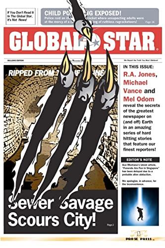 Global Star (9781470098452) by Jones, R. A.; Vance, Michael; Odom, Mel