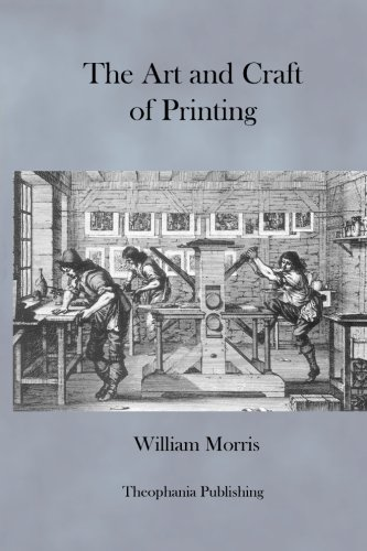 9781470101268: The Art and Craft of Printing
