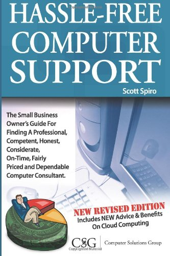 9781470101435: Hassle Free Computer Support