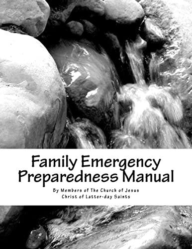 9781470113490: Family Emergency Preparedness Manual