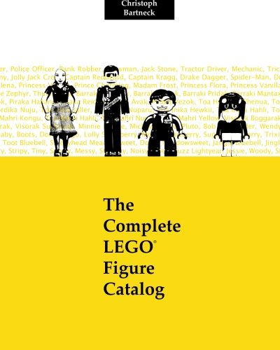 9781470113612: The Complete LEGO Figure Catalog: 1st Edition