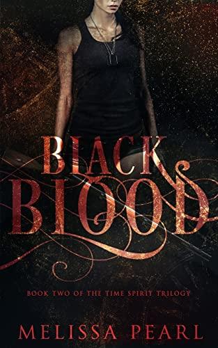 9781470113681: Black Blood: Time Spirit Trilogy