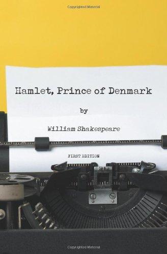 9781470116712: Hamlet - First Edition: Prince of Denmark
