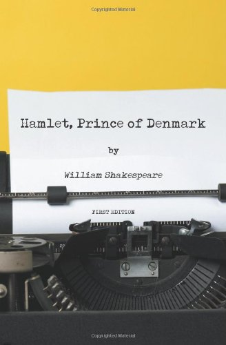 9781470116712: Hamlet - First Edition: Prince of Denmark