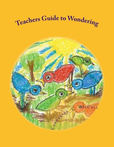 9781470117634: Teachers Guide to Wondering: Philosophy for Children 1 (Volume 1)