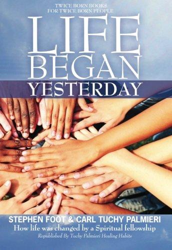 9781470126483: Life Began Yesterday