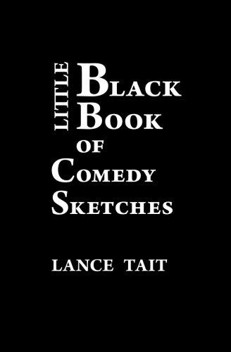 9781470129224: Little Black Book of Comedy Sketches