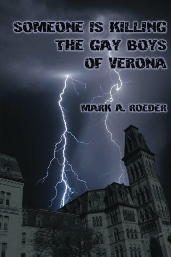 9781470129804: Someone Is Killing the Gay Boys of Verona