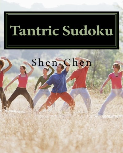 9781470137885: Tantric Sudoku: Sudoku Puzzles To Sharpen And De-Stress Your Mind
