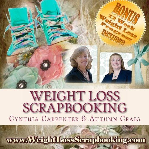 9781470138486: Weight Loss Scrapbooking: Scrapbooking Layouts for your Weight loss Journal