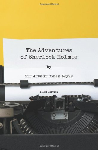 9781470151683: The Adventures of Sherlock Holmes - First Edition