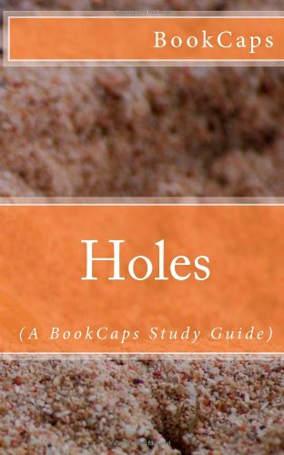 9781470159047: Holes: (A BookCaps Study Guide)