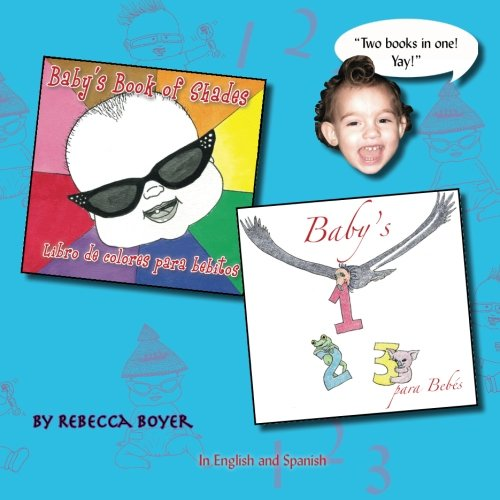 9781470163327: Baby's Book of Shades/Baby's 1-2-3
