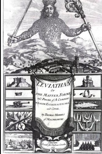 9781470165161: Leviathan: or The Matter, Forme and Power of a Common Wealth Ecclesiasticall and Civill