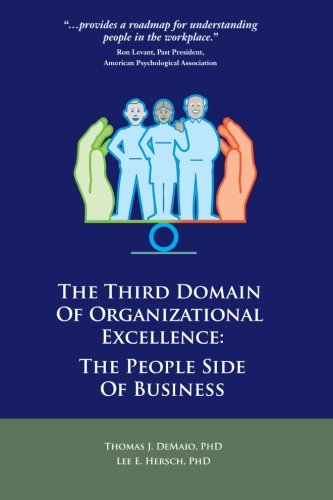 The Third Domain of Organizational Excellence: The People Side of Business: Thomas J. DeMaio; Lee E...
