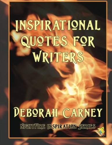 9781470169305: Inspirational Quotes for Writers: NightFire Inspiration Series