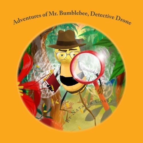9781470169695: Adventures of Mr. Bumblebee: Detective Drone