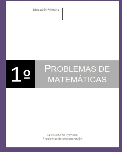 Problemas de Matemáticas / Math Problems: 1º: Sr. José R.