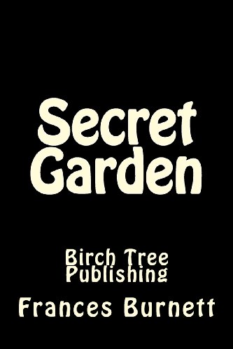 Secret Garden (9781470183790) by Frances Hodgson Burnett