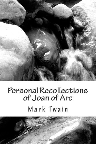 9781470192471: Personal Recollections of Joan of Arc
