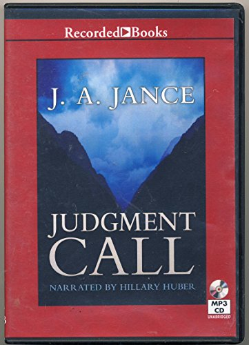 Judgment Call: J.A. Jance