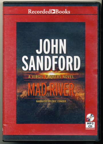 Mad River by John Sandford Unabridged MP3 CD Audiobook (Vigil Flowers Series) (1470325713) by John Sandford