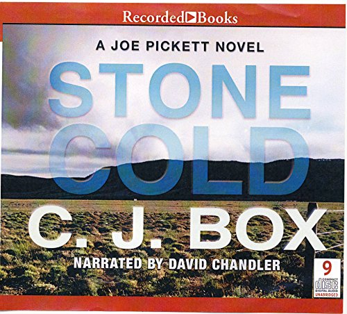 9781470328153: Stone Cold by C. J. Box Unabridged CD Audiobook