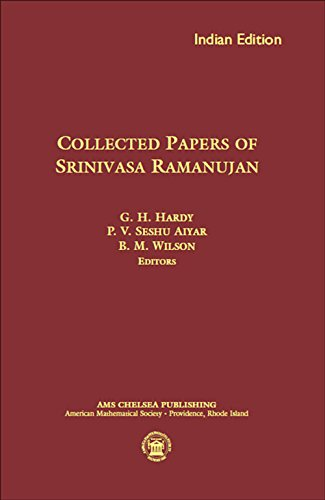 9781470409180: COLLECTED PAPERS OF SRINIVASA RAMANUJAN