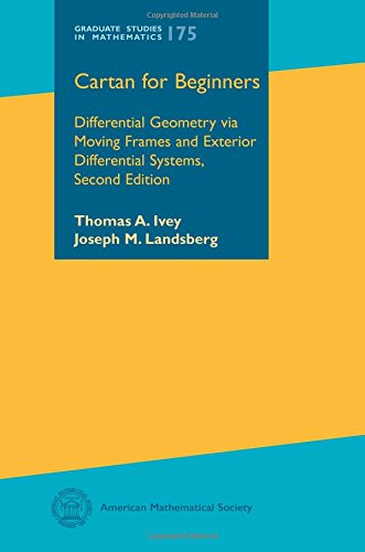9781470409869: Cartan for Beginners: Differential Geometry via Moving Frames and Exterior Differential Systems (Graduate Studies in Mathematics)