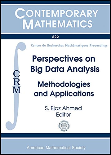 9781470410421: Perspectives on Big Data Analysis: Methodologies and Applications: International Workshop on Perspectives on High-dimensional Data Analysis II, May ... Montreal, Montreal (Contemporary Mathematics)