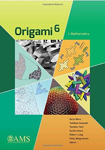 9781470418755: Origami 6: Mathematics