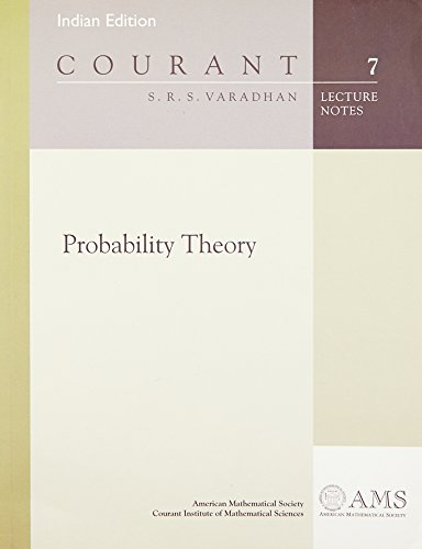 9781470419141: Probability Theory