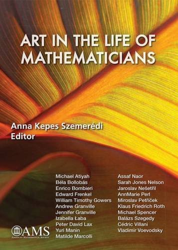 9781470419561: Art in the Life of Mathematicians