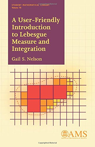 User Friendly Introduction to Lebesgue Measure and: Nelson, Gail S.