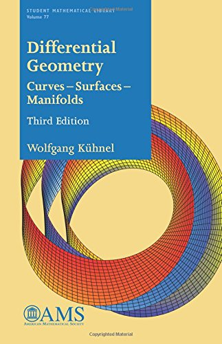 9781470423209: Differential Geometry: Curves -- Surfaces -- Manifolds (Student Mathematical Library)