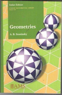 9781470425951: Geometries