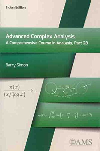 9781470437770: Basic Complex Analysis: A Comprehensive Course In Analysis Part 2B