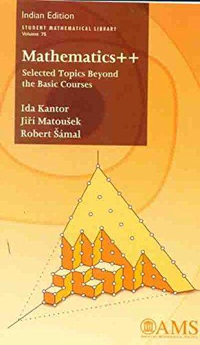 9781470438456: Mathematics ++ Selected Topics Beyond The Basic Courses