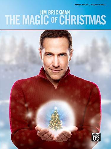 9781470610012: Jim Brickman -- The Magic of Christmas: Piano Solo & Piano/Vocal